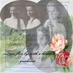 Grand Duchess' Anastasia, Maria, Tatiana & Olga