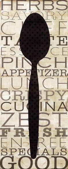 Pela Kitchen Words II