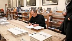Book Signing, Galleria Carla Sozzani, 2013