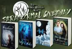Paranormal Giveaway The Day Human Way