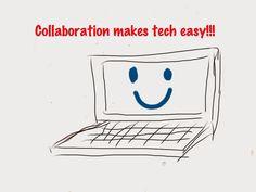 Collaboration makes tech easy