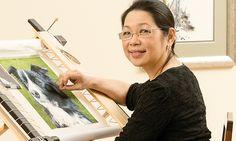 Margaret Lee at OzAsia