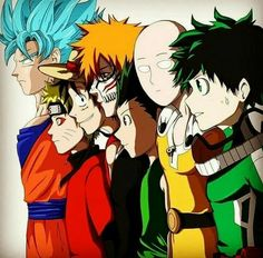 No matter how far our heroes always come up in either the anime or comic film series Games and books more also the heroes of real life you do not need to be super it's just a hero doing good for living beings and for our planet...