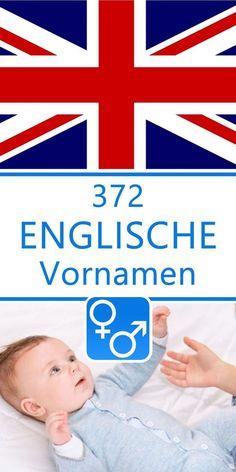 372 englische Vornamen für Jungen und Mädchen Hier findest du 372 handverlesene englische Vornamen für Jungen und Mädchen. Suchst du einen Babynamen mit einer anderen Herkunft, so schau doch einmal hier!Eine alphabetisch sortiere Liste mit allen 2974 Vornamen findest du hier....
