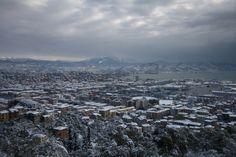 Spezia e la neve