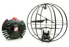 京商の球体浮遊ラジコン SPACE BALL