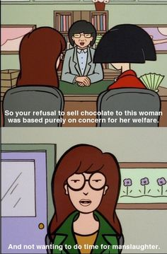 You do NOT know how much I hate Ms. That manipulative bitch! Cartoon Shows, A Cartoon, Daria Quotes, Daria Mtv, Daria Morgendorffer, Memes Arte, Quarter Quell, 90s Childhood, Catching Fire