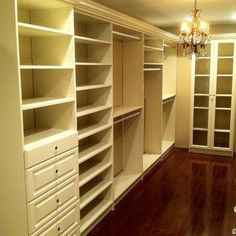 Storage & Closets Photos Master Closet Design, Pictures, Remodel, Decor and Ideas - page 2