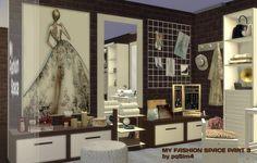 Sims 4. My Fashion Space. Part 3 - pqSim4