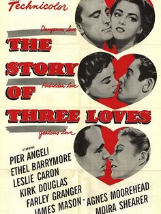 A História de Três Amores - 1953