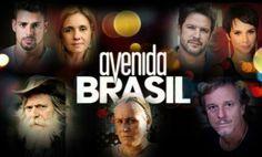 REDE ALPHA TV | O Mundo das Novelas: AVENIDA BRASIL | A Novela Brasileira Faz Furor na ...