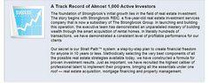 Record Active Investors