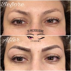 3D Microblading Eyebrows