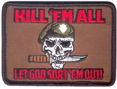 "TACTICAL MORALE PATCHES Features Velcro-Type Hook & Loop Backing Perfect For Attaching to Tactical Hats, Jackets, Vests and Shirts Dimensions: Dont' Tread on Me: 3"" Round Keep Calm: 2.5"" x 2.5"" Embrac"