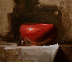 Red Bowl | Neil Carroll - Blog