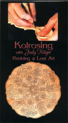 Kolrosing with Judy Ritger