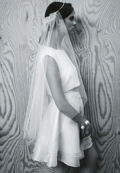 Die neue Braut Couture Kollektion 2015 von ambacher vidic Hamburg | Friedatheres.com