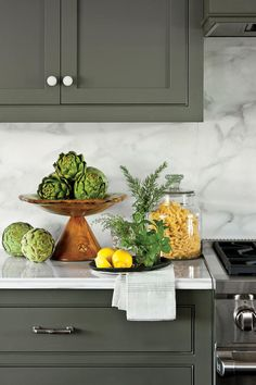 The Ultimate Southern Farmhouse: The Kitchen