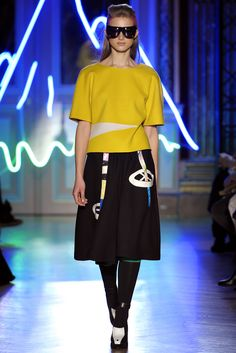 Tsumori Chisato Fall 2012 Ready-to-Wear - Collection - Gallery - Style.com
