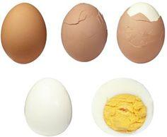 Come fare un uovo sodo perfetto
