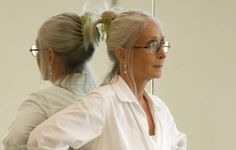 Twyla Tharp--  I got to audition for her once.  I didn't get the part, but I got a compliment.  It was an amazing moment in my life.