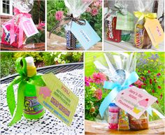 """Free Printable Gift Tags Candy Quotes """"Birthday"""""""