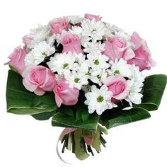 """Bouquet """"Rosy cheeks"""" delivery in Kiev. Always fresh flowers, candy, gifts! Hand Tied Bouquet, Table Flowers, Ikebana, Flower Art, Floral Arrangements, Marie, Diy And Crafts, Wedding Flowers, Floral Design"""