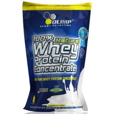 Rewelacyjne białko w super niskiej cenie. Olimp Whey Protein Concentrate to wysokiej jakości koncentrat białka serwatkowego. #olimp #wpc #wheyprotein