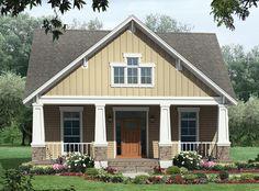 Tidy Craftsman Home Plan - 51042MM   1st Floor Master Suite, Bungalow, CAD Available, Corner Lot, Cottage, Craftsman, Northwest, PDF, USDA Approved   Architectural Designs