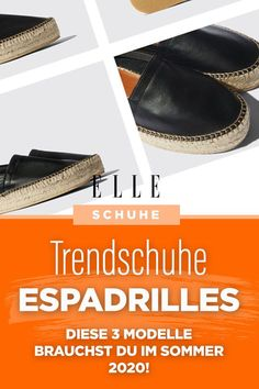 Trend-Schuhe: Espadrilles geben ein Urlaubsgefühl im Sommer 2020! Valentino Garavani, Ballerinas, Fendi, Saint Laurent, Pumps, Ankle Boots, Slip On, High, Sneakers