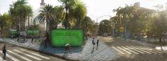 Galeria de Resultados do concurso #014 Projetar.org - Bicicletário do Recife - 1
