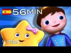 Estrellita, ¿dónde estás? | Y muchas más canciones infantiles | ¡56 min de LittleBabyBum! - YouTube Bilingual Classroom, Bilingual Education, Music Education, Preschool Songs, Kids Songs, Children's Films, Movies, Spanish Songs, Calming Music