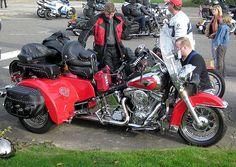 2013 HD Trikes   Harley-Trike - Trikes, Quads und Mehrspurig - bikertours24.de * Forum