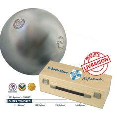 Boules de pétanque 111 Prestige Inox Collector - Lire