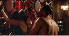 In the red room ;) - Fifty Shades Freed