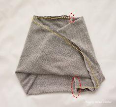 [공유] 회오리 비니 만들기 : 네이버 블로그 Crochet Cap, Turban Hat, Patch Quilt, Head Wraps, Caps Hats, Needlework, Sewing Projects, Quilts, Knitting