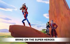 Disney's Infinity 2.0 Toy Box Arrives On Android