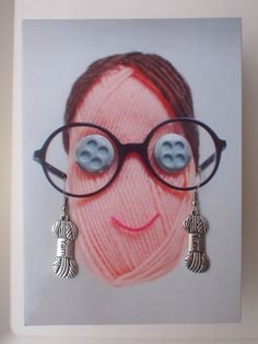 Een persoonlijke favoriet uit mijn Etsy shop https://www.etsy.com/nl/listing/503530169/yarn-earrings-by-atelier-braakmans-van