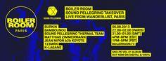 Studio55 Academy ambassador Bradley Zero and the Boiler Room team are heading to Paris tonight #55DSL #Studio55 #BoilerRoom #Paris #clubnight #music