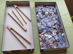 Puzzle Tweezing