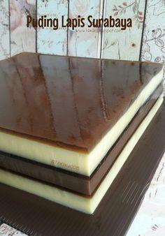 KLIKUE - Balikpapan Cakes and Puddings Online Shop: Resep Puding Lapis Surabaya