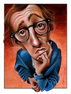UNIVERSO NOKIA: Woody Allen-wallpaper