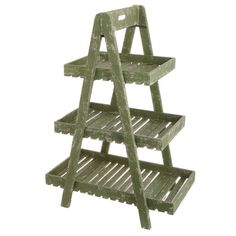"""3328254 - 34.5"""" LADDER PLANT STAND"""