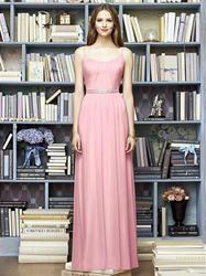 Lela Rose Style LR214 - Crinkle Chiffon