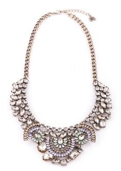 Vintage Treasure Statement Necklace C$ 36.70 #happinessbtq