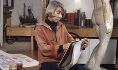 Tove Jansson at work. Photograph by Mikko Oksanen/Rex Moomin Books, Moomin Valley, Biography Books, Tove Jansson, Life Words, The Guardian, Bok, Photograph, Writers