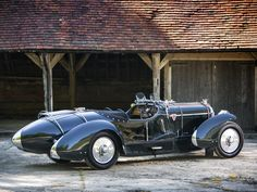 1937 Bentley Torpedo Roadster Maintenance of old vehicles: the material for new cogs/casters/gears/pads could be cast polyamide which I (Cast polyamide) can produce