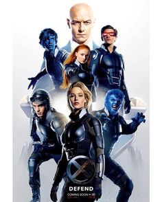 #X-Men #Apocalypse is coming soon to @GDCinemas. How many of us are excited and can't wait for this block buster?