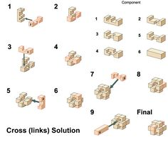 cross solutions wooden puzzles solution brain teasers jigsaw puzzle is part of Wooden puzzles - cross wooden puzzles solutions brain teasers jigsaw puzzles solving Metal Puzzles, Jigsaw Puzzles, 3d Puzzel, Christmas Gifts For Adults, Puzzle Jewelry, Brain Teaser Puzzles, Wood Games, Wooden Car, Cube Puzzle