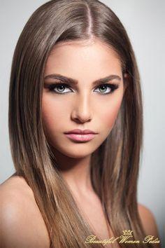 My natural hair color..dark ash blonde/light ash brown